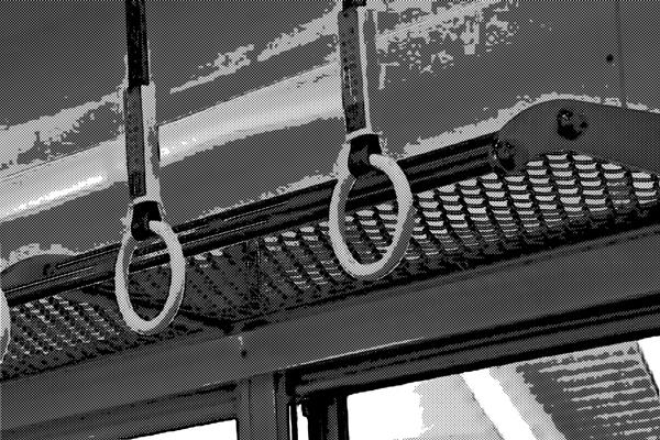 電車の網棚