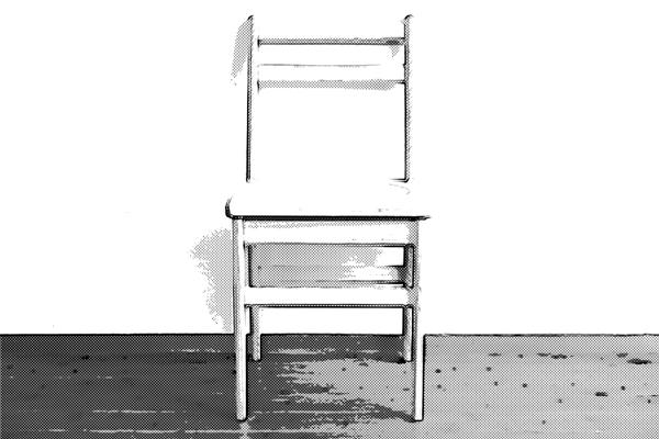 部屋に椅子