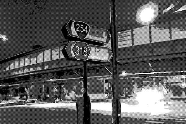 川越街道 国道254号