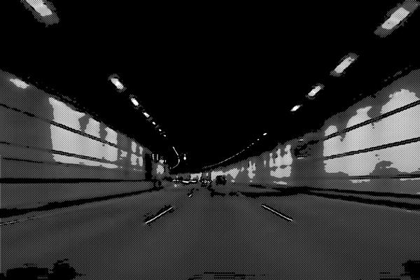 高速道路トンネル