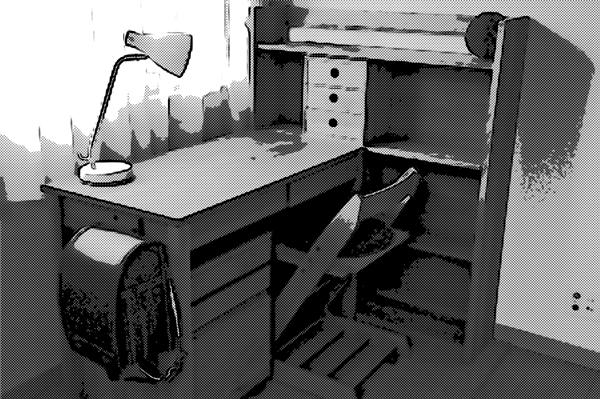 学習机 子供部屋