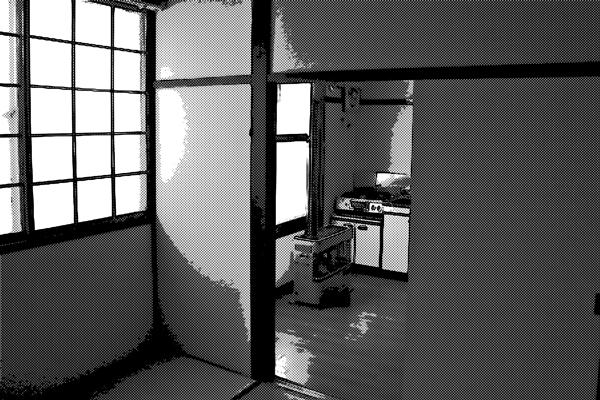 アパート 部屋