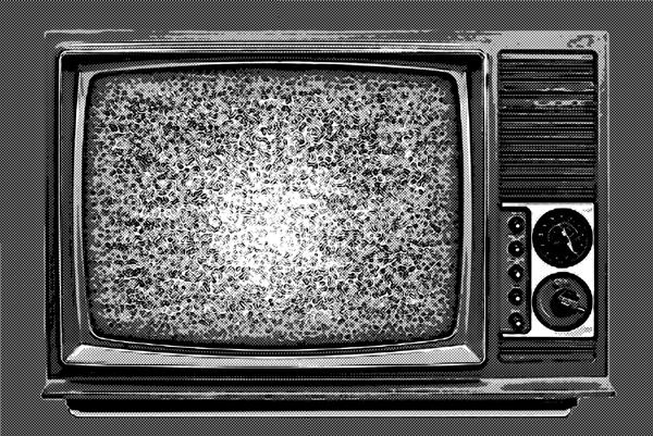 テレビ 砂嵐
