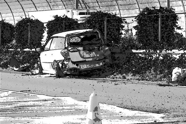 交通事故 高速道路