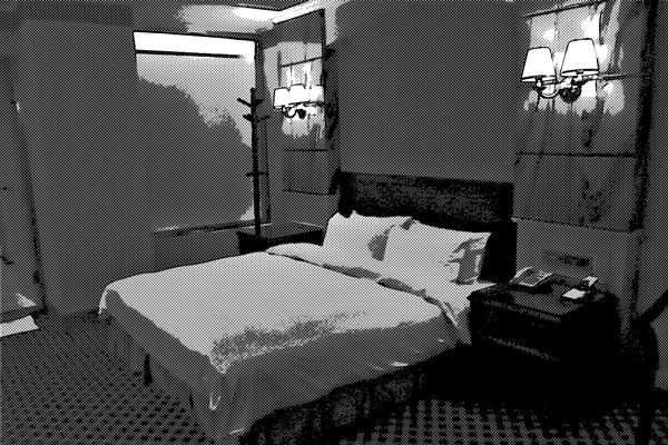 ラブホテル 部屋
