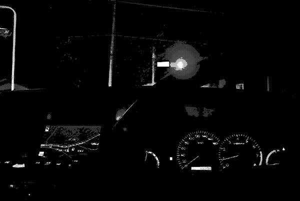 ドライブ 夜