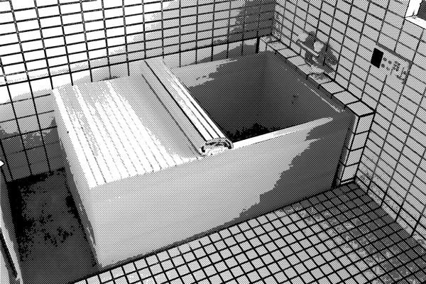 風呂 浴槽