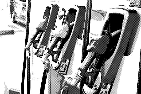 ガソリンスタンド 給油