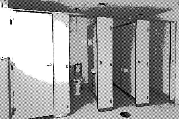トイレ 学校