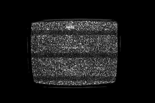 テレビの砂嵐 ノイズ