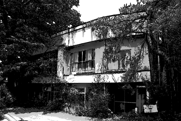 旅館 廃墟