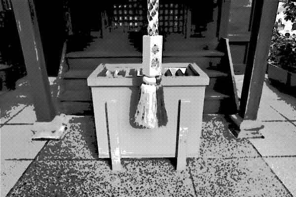 幽霊のイタズラに悩んで神社へ参拝に行くと