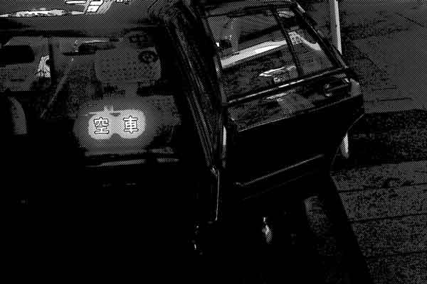 その女性を乗せたタクシーが向かった先は