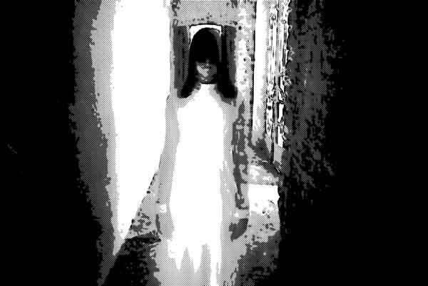 どうしても幽霊が見たいと言う友人
