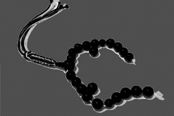 数珠 が 切れ た