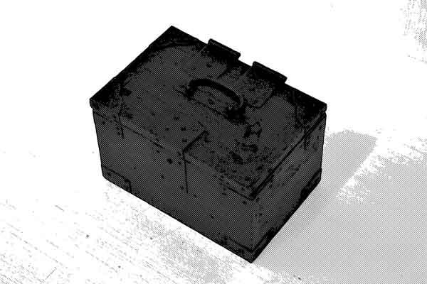 夢の中に箱が出てきても絶対に開けるな
