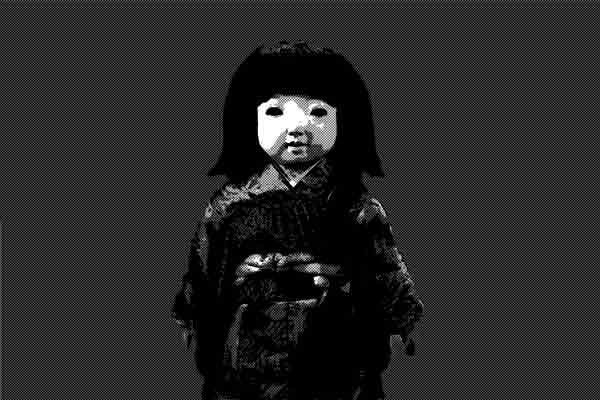 毎晩3時になると人形が向かってくる