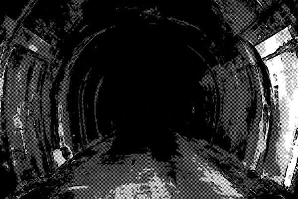 富士急ハイランド付近にあるトンネルでの怪異