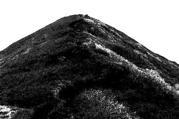 その山では言ってはいけない言葉がある