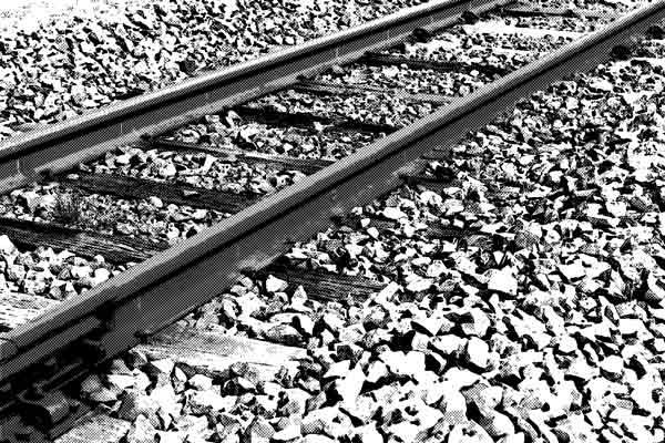 電車への飛び込み自殺の後処理にて