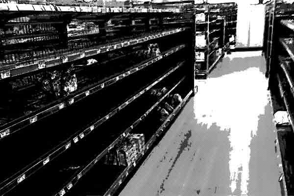 新規開店するスーパーのバイトにて